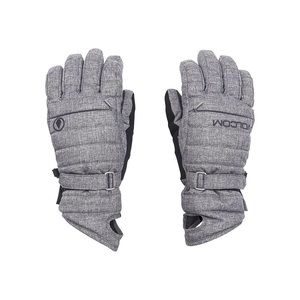 Volcom Grey Gloves